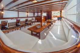 Stella Maris  Turkish Gulet - SMC 38M Interior 1