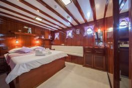 Stella Maris  Turkish Gulet - SMC 38M Interior 2