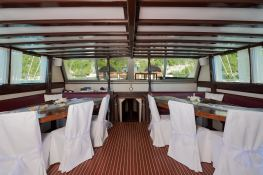 Nautilus  Turkish Gulet - NAC 31M Interior 1