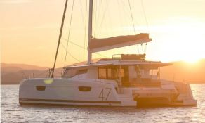 Saona 47 with watermaker & A/C Exterior 2