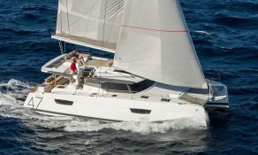Saona 47 with watermaker & A/C Exterior 4