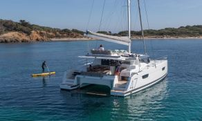 Saona 47 with watermaker & A/C Exterior 6