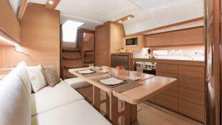 Dufour 38 Dufour Yachts Interior 2