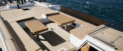 Thalima  Southern Wind Sloop 110' Exterior 3