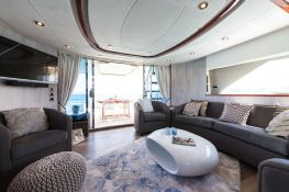 Squadron 74 Fairline Interior 2