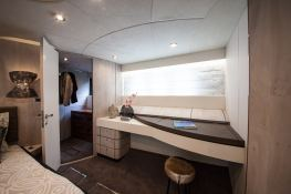 Squadron 74 Fairline Interior 4