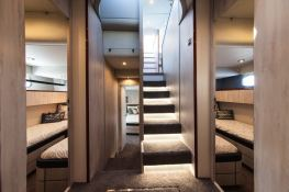 Squadron 74 Fairline Interior 6