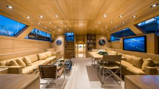 Spiip  Royal Huisman Sloop 112 Interior 4