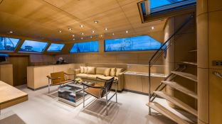 Spiip  Royal Huisman Sloop 112 Interior 5