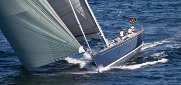 Windfall  Southern Wind Sloop 94' Exterior 1