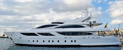 Astondoa Astondoa 105 Astondoa Yachts Exterior 1
