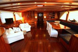 Queen of Datca   Gulet 36M Interior 2