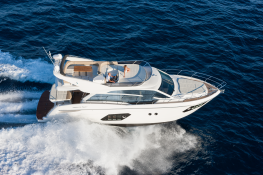 Tequila  Absolute Yachts Absolute 52 Fly Exterior 1