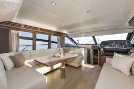 Tequila  Absolute Yachts Absolute 52 Fly Interior 1
