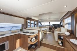 Tequila  Absolute Yachts Absolute 52 Fly Interior 2