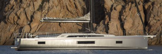 Oceanis 51.1 with A/C and Watermaker Exterior 2