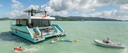 CHRISTINA TOO  Sunreef Catamaran Supreme 68 Exterior 8