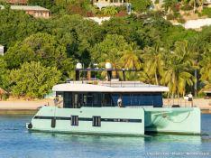 CHRISTINA TOO  Sunreef Catamaran Supreme 68 Exterior 1