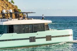 CHRISTINA TOO  Sunreef Catamaran Supreme 68 Exterior 2