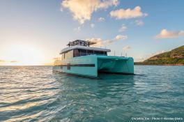 CHRISTINA TOO  Sunreef Catamaran Supreme 68 Exterior 3