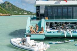 CHRISTINA TOO  Sunreef Catamaran Supreme 68 Exterior 5