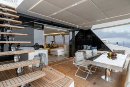 Sail 80' Sunreef Catamaran Exterior 3