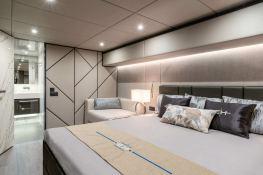 Sail 80' Sunreef Catamaran Interior 11