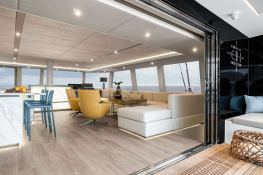 Sail 80' Sunreef Catamaran Exterior 7