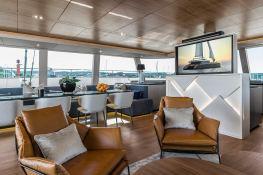 7X Split  Sunreef Catamaran Sail 80' Interior 14