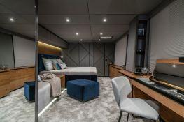 7X Split  Sunreef Catamaran Sail 80' Interior 16