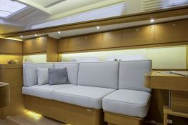 Dufour 520 GL with watermaker & A/C Interior 3