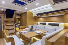 Dufour 520 Dufour Yachts Interior 1