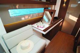 Bali 4.1 Catana Catamaran Interior 1