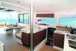 Bali 4.1 Catana Catamaran Interior 2