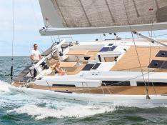 Hanse 548 Hanse Yachts Exterior 3
