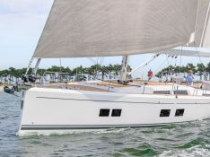Hanse 548 Hanse Yachts Exterior 2