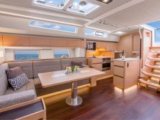 Hanse 548 Hanse Yachts Interior 1