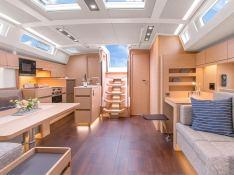 Hanse 548 Hanse Yachts Interior 3