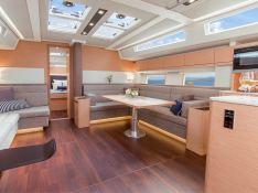 Hanse 548 Hanse Yachts Interior 2