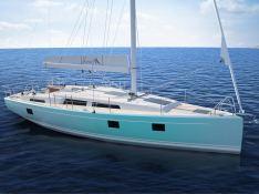 Hanse 418 Hanse Yachts Exterior 2