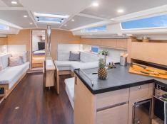 Hanse 418 Hanse Yachts Interior 1