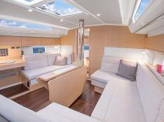 Hanse 418 Hanse Yachts Interior 2