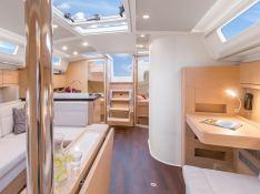 Hanse 418 Hanse Yachts Interior 3