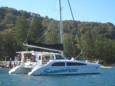Seawind 1250 Seawind Catamaran Exterior 2