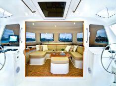 Seawind 1250 Seawind Catamaran Interior 3