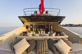 Vantage  Palmer Johnson Yacht 46M Exterior 2