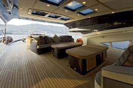 Vantage  Palmer Johnson Yacht 46M Interior 6