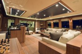 Vantage  Palmer Johnson Yacht 46M Interior 2