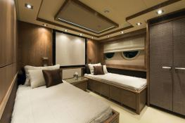 Vantage  Palmer Johnson Yacht 46M Interior 9