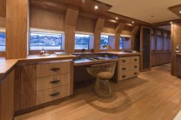 Vantage  Palmer Johnson Yacht 46M Interior 5